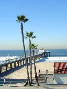 Los Angeles Beach | Manhattan Beach Running – West Coast Style