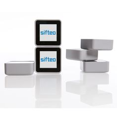 Sifteo cubes...these are insanely cool. Each one is its own LCD display, clicks together with any other cube, and is rechargeable. You play games on them by tilting, shaking, and flipping the cubes, or having different cubes interact with each other. Play chess, crossword puzzles, and a bunch of other stuff...legit.