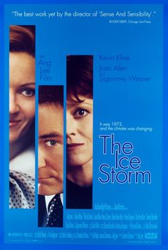The Ice Storm - Ang Lee's beautiful cold film