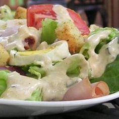 YUM: Authentic Thousand Island Dressing