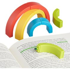 Rainbow Highlighters Set of Four by CB2
