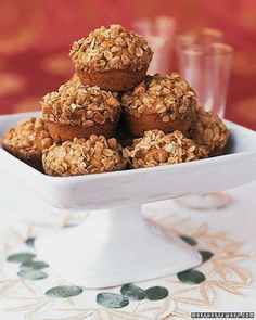 Muffin Recipes // Crumb Cake Muffins Recipe