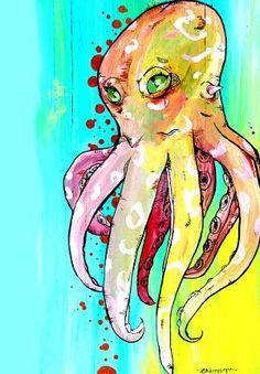 Octopus!