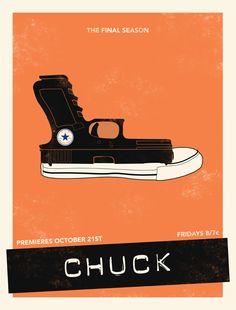 Chuck - Love this show!!!