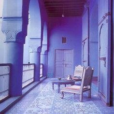 #color Moroccan