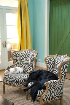 """Wall color... Benjamin Moore """"waterfall"""" looks great with yellow!!"""