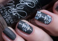 Pinned by www.SimpleNailArtTips.com SIMPLE NAIL ART DESIGN IDEAS - #nails #nailart #PUEEN Nail #Stencil Rolls - REVIEW #chitchatnails