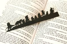 The Lord of the Rings bookmark #LOTR