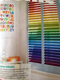 Color blinds!