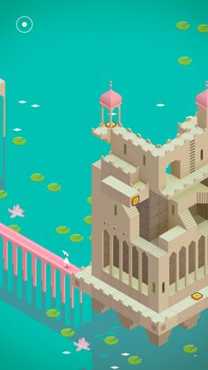 Monument Valley puzzle app - One of the most amazingly gorgeous (and challenging) puzzle apps we've seen. Addicted!