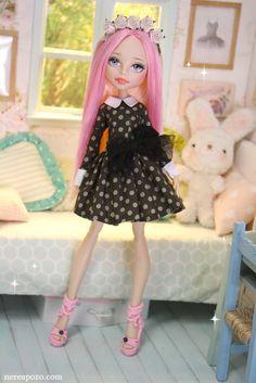 SOPHIA ooak monster high doll