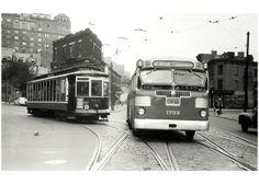 Graham Ave Trolley Line - Brooklyn, NY
