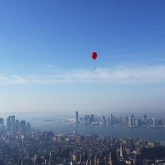 favorit place, inspir, red balloon, nyc, red ballon, balloons, york state, york citi, photographi