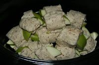 A Year of Slow Cooking: CrockPot Apple Dumpling Recipe - note:  don't use Mountain Dew - can use Sprite or apple juice