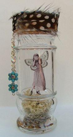 Bottle Art by brittany