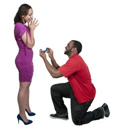 THE MARRIAGE PROPOSAL: IS IT WHAT HE SAYS OR HOW HE SAYS IT?