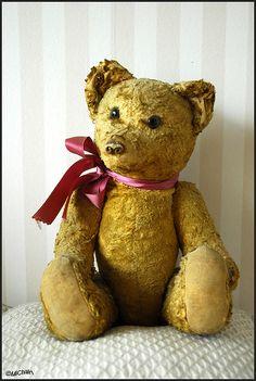 My old teddybear
