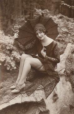 1920s style.
