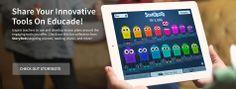preschool app, student, ipad imag, learn, class idea