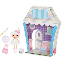 "Mini Lalaloopsy Doll - Toasty Sweet Fluff - MGA Entertainment - Toys ""R"" Us"
