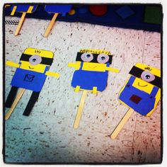 Minions for yellow day!