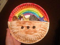 Noah's Ark toddler bible crafts, noahs ark craft ideas, bibl craft, mission trip crafts, toddler sunday school crafts, church craft toddlers, bible crafts for children