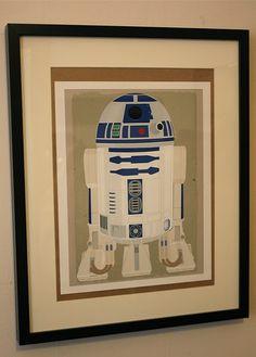 Boys Star Wars Room