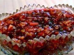 Cranberry /  Cherry Jello salad