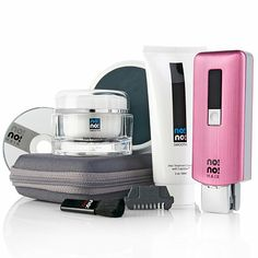 no!no! Hair Removal: 8800 Face and Bikini Professional Hair Removal Kit at HSN.com