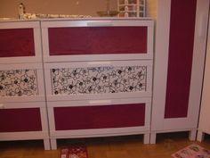 m bel pimpen on pinterest hemnes ikea and ikea hacks. Black Bedroom Furniture Sets. Home Design Ideas