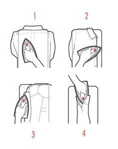 Man Essentials: How to iron a dress shirt.