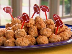 Football season and fall are in full swing! Enjoy getting cozy on the couch this weekend with these comfort food recipes on TSK!
