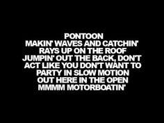 [Lyrics] Little Big Town - Pontoon