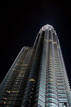 Petronas Towers, Kuala Lumpur City Centre (KLCC), Malaysia