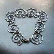 googl search, wire bead, pulsera alambr, craft wire, alambr aluminio
