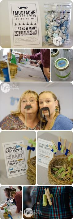 Little Man Baby Shower Games. Lynsey check these out!! Such cute shower ideas :)