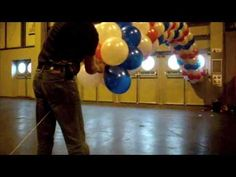 How to make a balloon arch - YouTube