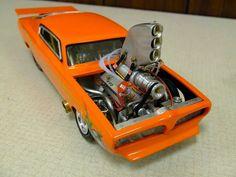Wow! Car Model.