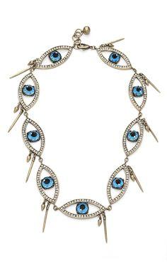 Lulu Frost Insight Necklace.