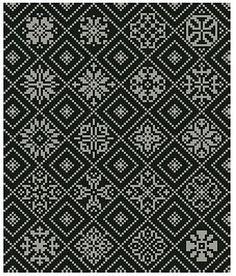 charts, fair isl, patterns, knit chart, strand knit