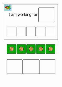 printable token boards - Google Search