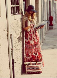 Boho style :)