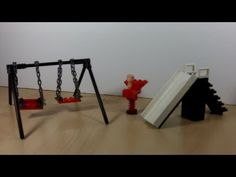 How To Build a LEGO playground