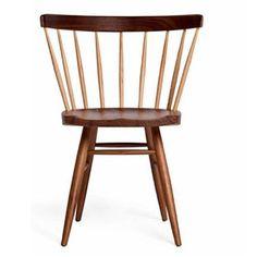 George Nakashima - Nakashima Straight Chair - 1948