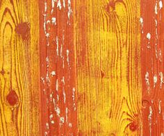 How to remove paint drips from wood trim.