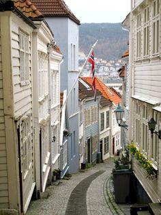 Streets of Bergen
