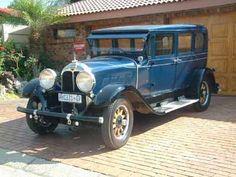 1920's Car