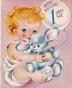 happy birthdays, greet card, vintag card, vintage birthday cards, vintag birthday, old greeting cards, happi birthday, happy birthday postcard