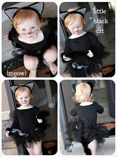 black tutu for a cat costume