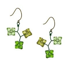 Irish You Were Here Earrings | Fusion Beads Inspiration Gallery